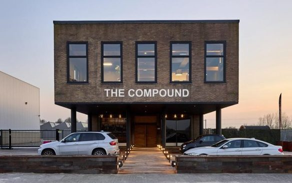 Coming soon: new studio @ The Compound Rotterdam